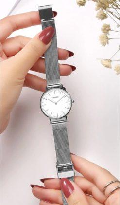 Zegarek Cadisen Bijou silver