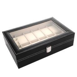 Pudełko na zegarki 12 sztuk 5
