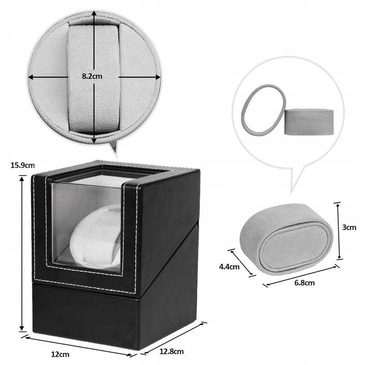 Rotomat na zegarki automatyczne 15