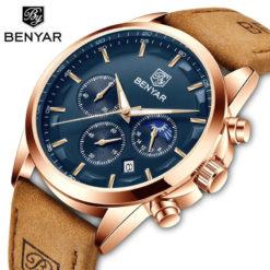 Benyar Excellence 5160 złoty granatowy 5