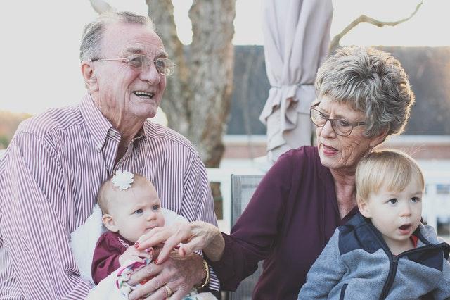 zegarki na dzien babci i dziadka