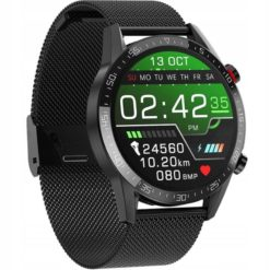 Smartwatch sportowy Health Pro z Pomiarem Temperatury, Ciśnienia, Pulsoksymetrem 2