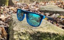 Okulary przeciwsłoneczne Solenzio Urban Niebieskie 4