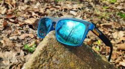 Okulary przeciwsłoneczne Solenzio Urban Niebieskie 5