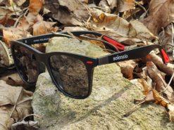 Okulary przeciwsłoneczne Solenzio Classic Czarne 3