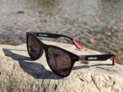 Okulary przeciwsłoneczne Solenzio Classic Czarne