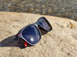 Okulary przeciwsłoneczne Solenzio Classic Czarne 4