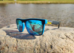 Okulary przeciwsłoneczne Solenzio Urban Niebieskie 2