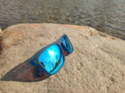 Okulary przeciwsłoneczne Solenzio Urban Niebieskie 3