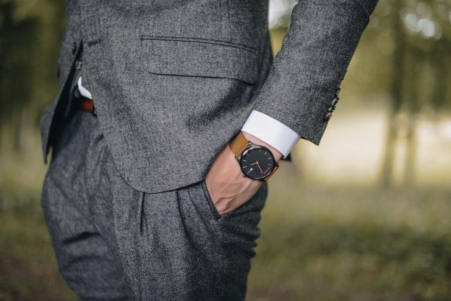 Zegarek dla mężczyzny 1